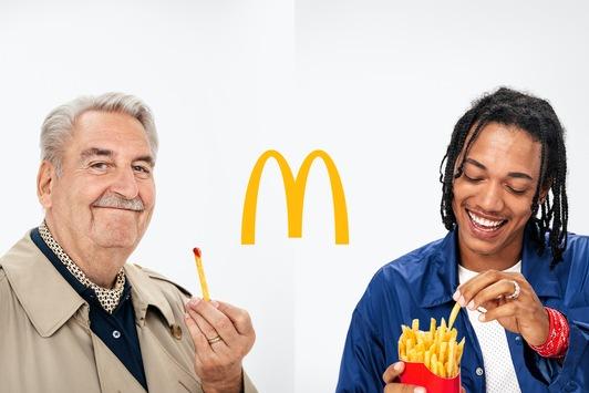 """""""Es gibt immer etwas, das uns verbindet."""" McDonald's Deutschland feiert Vielfalt und Zusammenhalt"""