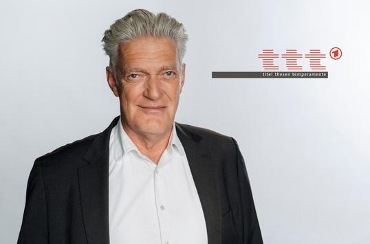 """""""ttt – titel thesen temperamente"""" (WDR) / am Sonntag, 6. Dezember 2020, um 23:05 Uhr"""