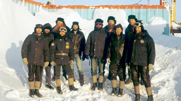 """""""Wende im Eis"""" – MDR zeigt Doku über die letzte DDR-Antarktismission"""