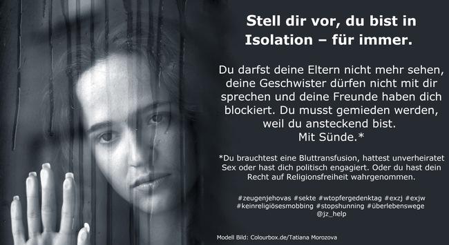 Gemeinsam gegen Ächtung! / 26. Juli 2021 – Internationaler Wachtturm-Opfer-Gedenktag