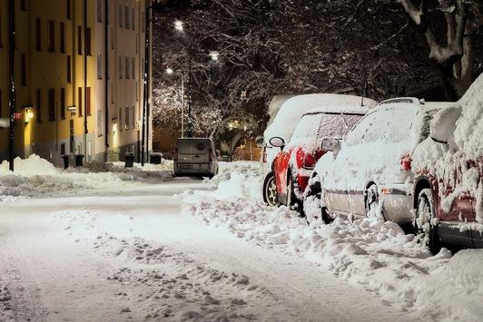Mit dem Auto sicher durch den Winter