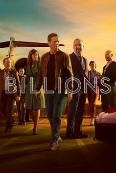 """SHOWTIME® Serie """"Billions"""" kehrt mit fünf neuen Episoden der fünften Staffel zurück"""