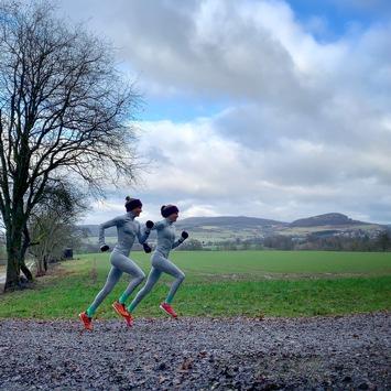 Die Kanzi® Intervall-Running-Power-Playlists / Mit Kanzi® dem Quitters Day 2021 trotzen: mehr Energie für die guten Vorsätze