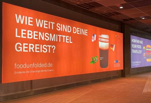 Start von FoodUnfolded®.de / FoodUnfolded® startet seine deutschsprachige Webseite für Deutschland, Österreich und die Schweiz, um über unser gesamtes Lebensmittelsystem umfassend zu informieren