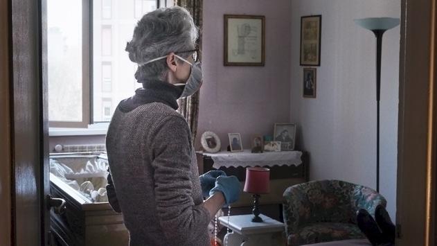 """Menschen im Lockdown: 3sat zeigt Manuel Fenns Dokumentarfilm """"Die Welt jenseits der Stille"""""""