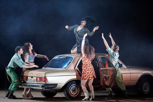 """""""Carmen"""": Premiere an der Wiener Staatsoper in 3sat /"""