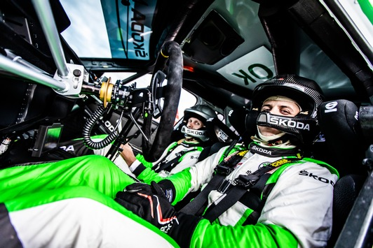 ŠKODA Motorsport setzt auf Nachwuchsförderung – Dominik Stříteský steht vor Premiere in der Rallye-WM