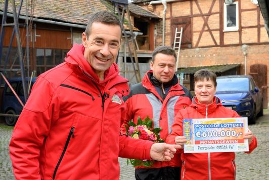 Thüringen erneut im Postcode-Glück: Kai Pflaume überrascht Region um Niedertrebra mit 1,2 Millionen Euro