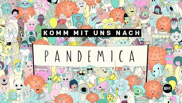 """Neue Animationsserie """"Pandemica"""": Prominente fordern gerechte Verteilung von Corona-Impfstoffen weltweit"""