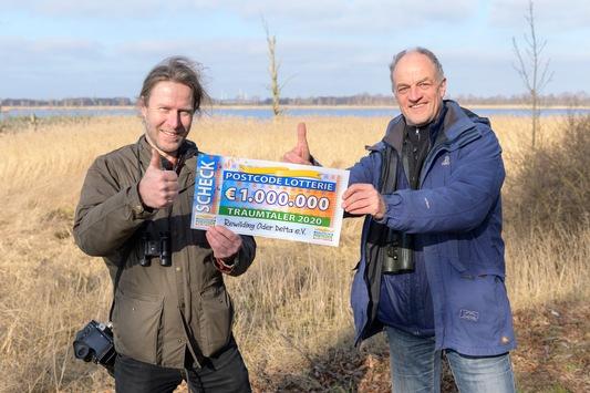 1 Million Euro zum Schutz des Stettiner Haffs: Traumtaler 2020 für Rewilding Oder Delta