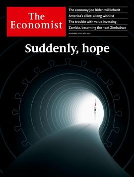 The Economist: Erste Erfolge der Coronaforschung | Biden und sein Erbe | Krieg um Bergkarabach | Chinas Einschüchterung der Demokratie