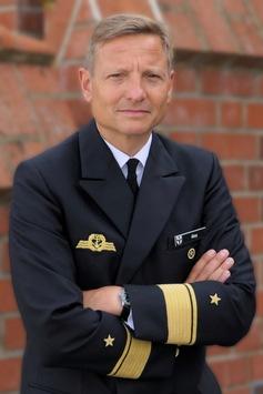 """Marineschule Mürwik: Kommandowechsel an der """"Alma Mater"""" der Marineoffiziere"""