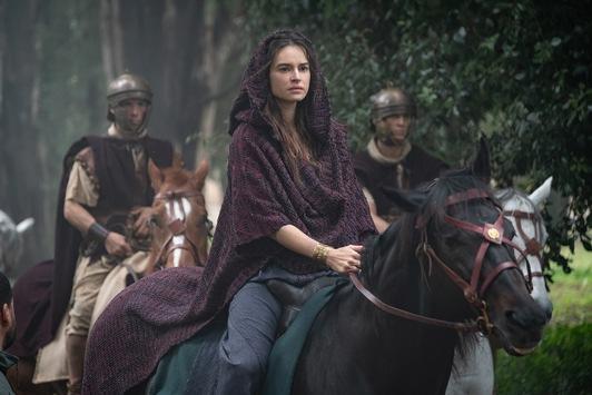 """Mit Sky und Sky Ticket ins antike Rom: Erster Trailer zum neuen Sky Original """"Domina"""""""