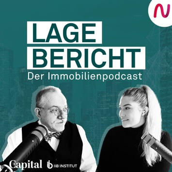 "CAPITAL startet Immobilien-Podcast ""Lagebericht"""