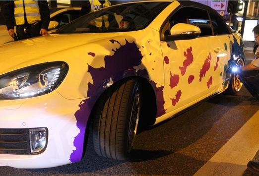 POL-AC: Großangelegter Verkehrs-Kontrolleinsatz der Polizei – Hauptaugenmerk der Beamten lag auf getunten und verkehrsuntüchtigen Fahrzeugen