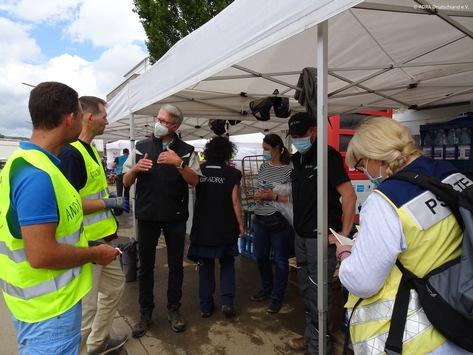 """Spenden kommen an – So werden die Hochwasserhilfen verteilt / Hilfsorganisationen im Bündnis """"Aktion Deutschland Hilft"""" unterstützen betroffene Familien und Einrichtungen auch finanziell"""