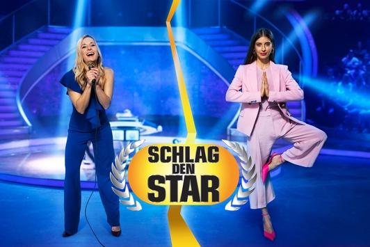 "Jodeln vs. Yoga. Heile Welt vs. Großstadt. Hertel vs. Hummels. ""Schlag den Star"" am Samstag auf ProSieben. Live"