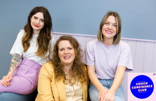 COUCH setzt auf Empowerment und bietet starken Persönlichkeiten eine Bühne im neuen Podcast COUCH Confidence Club, der gleichnamigen Social-Kampagne und im Magazin