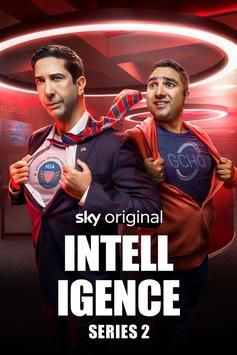 """Die Geheimdienst-Comedy geht weiter: Staffel zwei des Sky Original """"Intelligence"""" ab morgen bei Sky"""