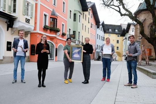Weltweite Auszeichnungen für Kitzbühel Tourismus