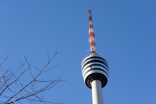 SWR Fernsehturm Stuttgart soll auf die deutsche Vorschlagsliste für das UNESCO-Welterbe