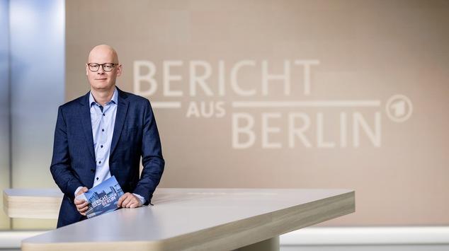 """""""Bericht aus Berlin"""" am Sonntag, 10. Oktober 2021, um 18:05 Uhr im Ersten"""