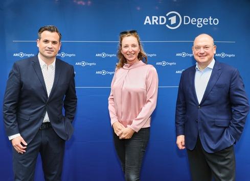 ARD Degeto auf Filmfest München / Drei Premieren auf der großen Leinwand / Die Degeto als Heimat für junge Talente aus der Filmbranche