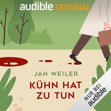 """Hörbuch-Tipp: """"Kühn hat zu tun"""" von Jan Weiler – Ein Kommissar am Rande des Nervenzusammenbruchs"""