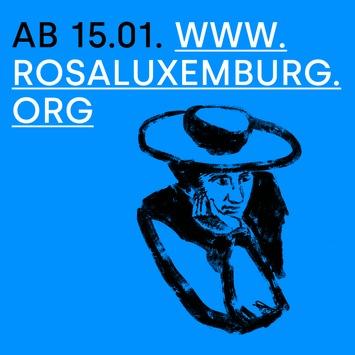 Rosa-Luxemburg-Stiftung feiert 150. Geburtstag ihrer Namensgeberin / Webstory in vier Sprachen – Kurzfilme und Serie – Onlinekonferenz und mehr