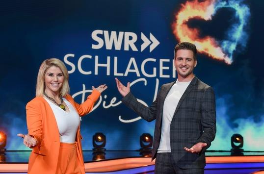 Beatrice Egli & Alexander Klaws moderieren gemeinsam SWR Schlager – Die Show