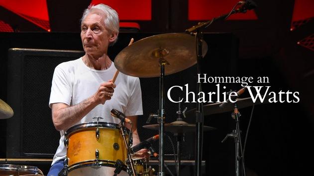 Ein Abend für Charlie Watts – ARTE erinnert an den verstorbenen Schlagzeuger der Rolling Stones