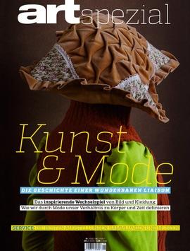 """""""Tatsächlich halte ich Mode nicht für Kunst"""", Giorgio Armani im ART-Interview / ART Spezial """"Kunst & Mode"""" erscheint am 6. November"""