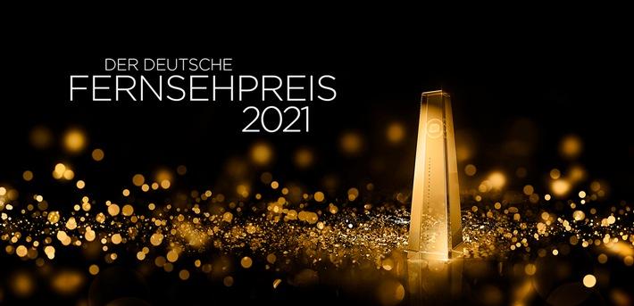 Deutscher Fernsehpreis 2021: Neun Auszeichnungen gehen an ARD-Produktionen