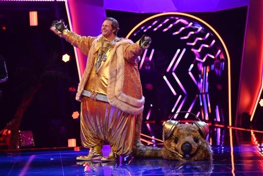 """Überragende Leistung: """"The Masked Singer"""" ist Marktführer am Dienstag mit 22,5 Prozent / Henning Baum überrascht als """"Das Quokka"""""""