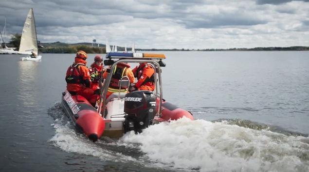 """Wasserrettung: Zweite Folge der """"Lifesavers""""-Videoreihe von Ford zeigt Einsatz freiwilliger Helfer aus Tschechien"""