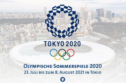 Das Erste: Olympische Spiele in Tokio: 140 Sendestunden im Ersten – 16.000 Sendeplätze im Hörfunk – 1500 Stunden Live-Streaming