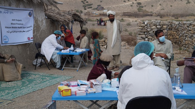 Afghanistan: Johanniter weiten ihre Aktivitäten aus / Der humanitäre Bedarf wird in Kabul und anderen Regionen steigen