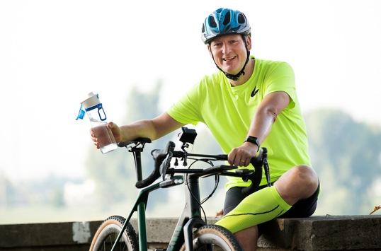 """Dr. Eckart von Hirschhausen ist die Fahrradfreundlichste Persönlichkeit 2021 / """"Wo ein Wille ist, ist auch ein Radweg!"""""""