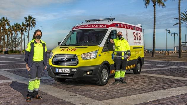 """""""Lifesavers""""- neue Videoreihe von Ford zeigt heldenhafte Rettungskräfte in ganz Europa"""