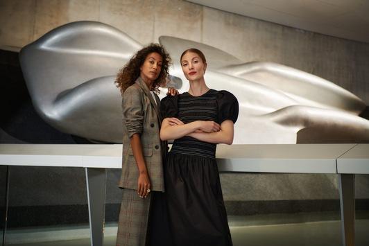 "Breuninger präsentiert die Herbst/Winter-Highlights 2021/ Virtuelles Season-Opening mit ""Shop the Look"""