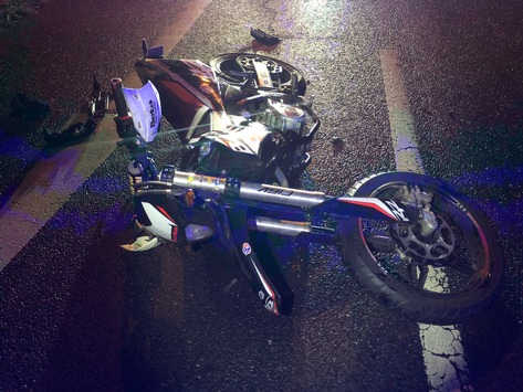 POL-PDWO: Verkehrsunfall mit leichtverletzter Person