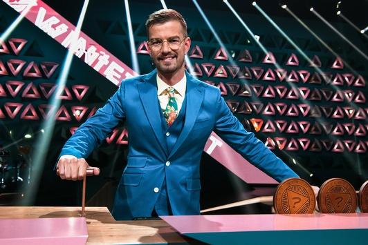 """""""Wer stiehlt mir die Show?"""": ProSieben zeigt Joko Winterscheidts neue, wöchentliche Prime-Time-Quizshow ab 5. Januar 2021"""