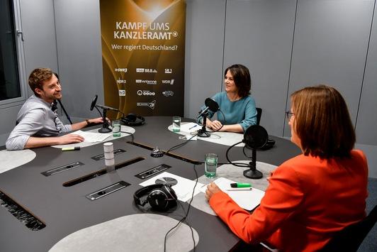 Kampf ums Kanzleramt: Annalena Baerbock fordert Afghanistan-Untersuchungsausschuss