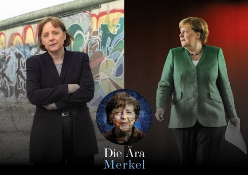 """Kurzfristige Programmänderung: SAT.1 zeigt die Dokumentation """"Die Ära Merkel – Gesichter einer Kanzlerin"""" am Dienstag, 13. Juli, in der Prime Time"""