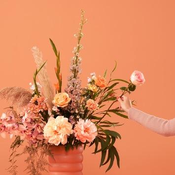 Die bloomon Muttertags-Geschenke sind 'nicht für irgendwen' / Eine umfangreiche Kollektion aus verträumten Designs, extravaganten Statement-Bouquets und besonderen Trockenblumen