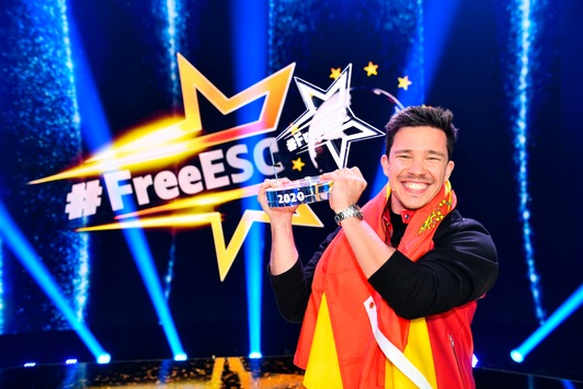 """""""FREE EUROPEAN SONG CONTEST"""" 2021: Stefan Raab und ProSieben feiern den freien, europäischen Songwettbewerb #FreeESC live am 15. Mai"""