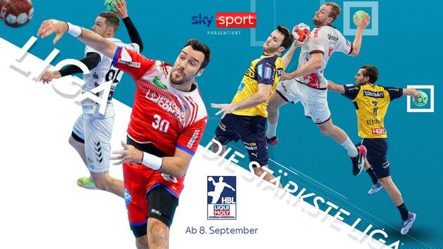 Die Rückkehr der stärksten Liga der Welt! Die Liqui Moly Handball-Bundesliga Saison 2021/22 live auf Sky: Alle 306 Spiele live, Martin Schwalb neuer Sky Experte und verändertes Konferenzformat /