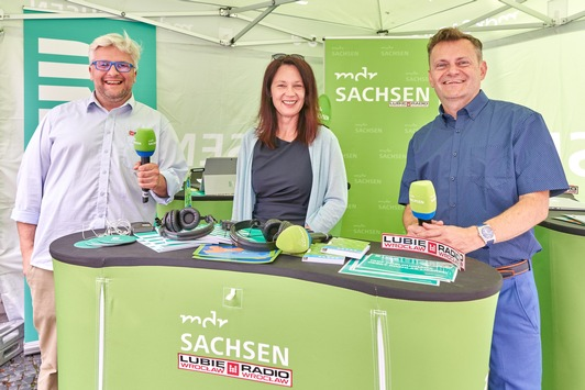 "MDR-Sendung ""Mensch Nachbar"" jetzt auch als Podcast"