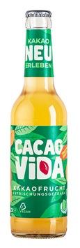Wie kakaofruchtig ist das denn? / CacaoVida: das spritzige Kakaofrucht-Erfrischungsgetränk für den Sommer