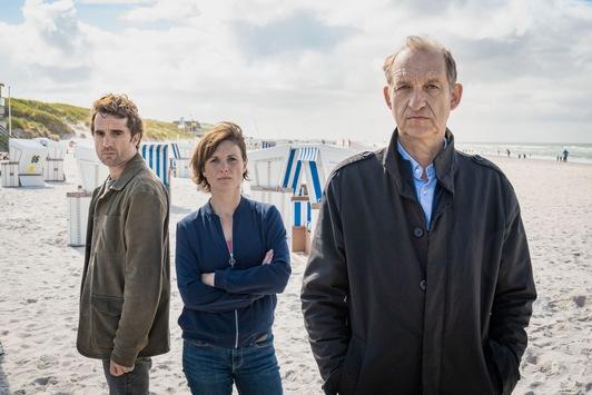 """Im ZDF: """"Nord Nord Mord – Sievers und der schwarze Engel"""""""